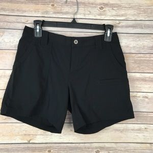 Lucy Black Activewear Shorts